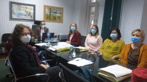 Стручна посета Покрајинског завода за социјалну заштиту Центру за социјални рад Града Зрењанина