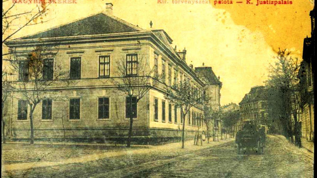 Зграда Центра - некада Палата правде