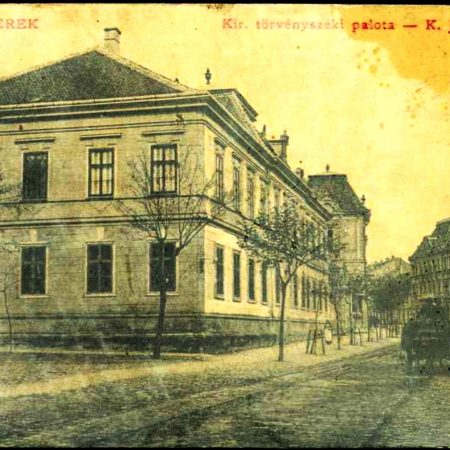 Зграда Центра некада Палата правде