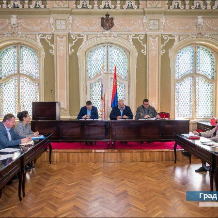 Телефони позивног центра Градске управе Зрењанин и инфо центра Дома здравља Зрењанин
