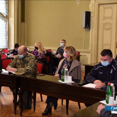 Проглашена ванредна ситуација на територији Града Зрењанина