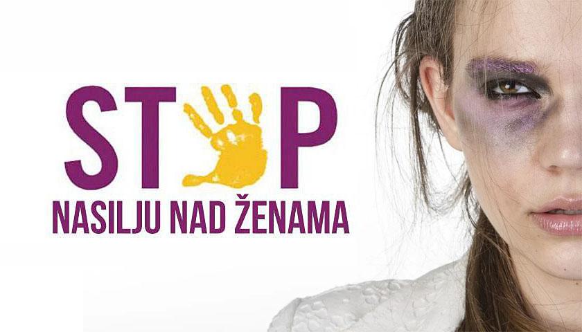 Стоп насиљу над женама